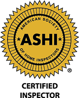 Nationally Certified ASHI Home Inspector